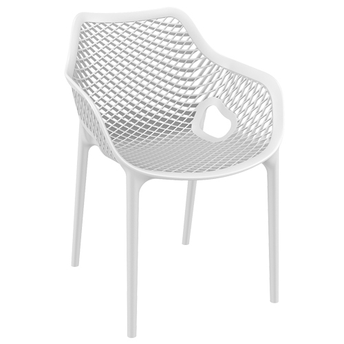 Terras Armstoel | Air-A White