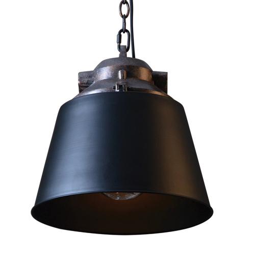 Hanglamp Milton Zwart